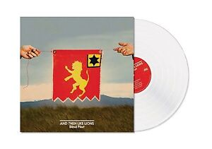 NEW SEALED Blind Pilot And Then Like Lions LP Vinyl Album Amazon EXCLUSIVE White
