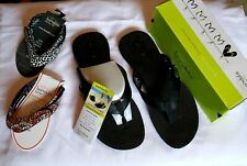 bandals Footwear - changeable band beach sandals with 3 sets of bands