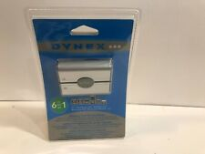 Dynex DX-CR6N1  6-in-1 Memory Card Reader/Writer Never Been Used