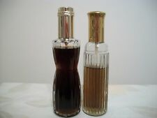 LOT OF 2 VINTAGE ESTEE LAUDER YOUTH DEW EAU DE PARFUM SPRAY AND SPRAY PERFUME