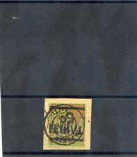 TAHITI Sc 2a(YT 4))VF USED, PIECEE, INVERTED OPT, 1884 5c/20c h/s ROUMET, $500