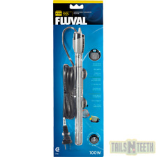 Fluval M100 Submersible Aquarium Heater - 100w - For up to 30 Gallons