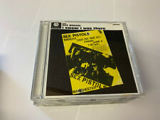 The Sex Pistols ‎– I Swear I Was There CD : Goodtimes – GTMCD-001 RARE EX/EX
