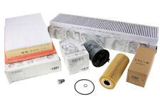 Original VW TDI Sharan 7M Inspektionspaket 1.9L 2.0L TDI Filter Motor Service Öl