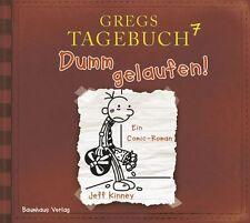 Jeff Kinney - Dumm gelaufen! / Gregs Tagebuch Bd.7 (1 Audio-CD) - OVP
