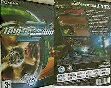 PC NFS Need for Speed Underground 2 gioco corse auto gioco corse auto NUOVO