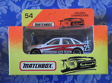 Matchbox Holden Commodore #54 - Commodore Race Team 25