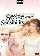 Sense and Sensibility (DVD, 2004)