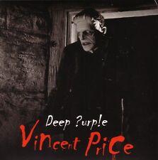 "DEEP PURPLE ""Vincent Price"" 7 INCH VINYL Colored Limited Edition XXXX/1500"