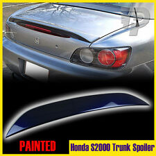 In Stock LA! Painted #B523P Navy Blue For Honda 2DR S2000 Trunk Spoiler OE-Type