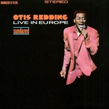 Live in Europe by Otis Redding (Vinyl, Feb-2003, Sundazed)