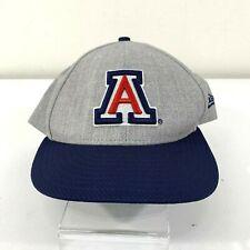 Arizona Wildcats Hat New Era Fitted Men's Size 7 1/2 (59.6 cm) Low Profile New