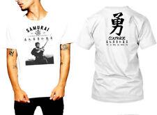 Samurai T-Shirt Japanese Assassins Bushido Warriors Katana Edo Shogun tee