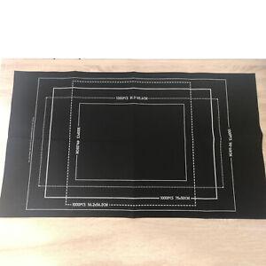 Tapis de rangement en feutre pour puzzle jusqu'à 1500 pièces