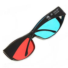 NVIDIA Red Blue Cyan 3D VISION DISCOVERY Myopia General Glasses For TV Movie DVD