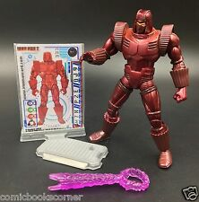 "Marvel Movie Universe 2010 IRON MAN 2 CRIMSON DYNAMO 3.75"" 100% Complete 25"