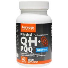 Ubiquinol QH + PQQ (60 gelcapsules) - Jarrow Formulas