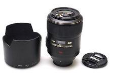 Nikon Micro-Nikkor 105 mm f/2.8 G SWM AF-S VR IF ED-Japon -