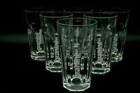6 Granini Harley Gläser Saftglas Stapelglas Cocktailglas Gastro Bar Deko NEU OVP