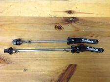 Salsa Flip Off Titanium QR tandem Skewers 100mm/145mm in nice condition