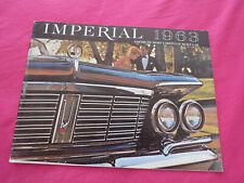 Chrysler Imperial Prospekt, 1963