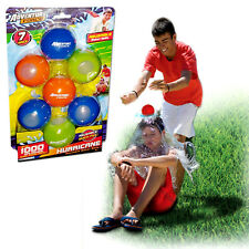 7 Pack Reusable Water Balloons Balls Splash Outdoor Camping Game Party Toy Sport