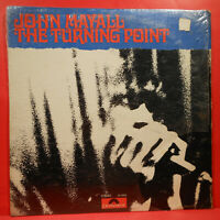 JOHN MAYALL THE TURNING POINT 1969 ORIGINAL SHRINK GREAT CONDITION! VG++/VG+!!D