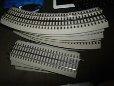 Lionel FasTrack - 4 straight and 8 curved