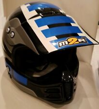 M2R Motor Cross Helmet ~ Off Road Dirt Bike Riding ~ Style # 704 ~ 2002 ~ XL