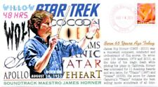 COVERSCAPE computer generated 65th anniversary birth of James Horner event cover