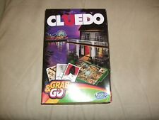 Grab & Go Travel Cluedo Game.Hasbro Gaming