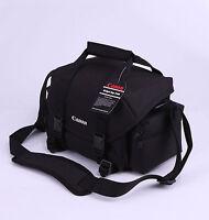 Canon Gadget Shoulder Camera Carry Case Bag 2400/9361 Black DSLR Travel Portable