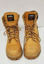 Timberland PRO Men's Direct Attach 6 Inch Soft Toe Boots Wheat 65030 Sz 10 M
