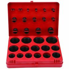 382 Piece SAE O-Ring Assortment Kit Nitrile Molded Rubber Washer Construction