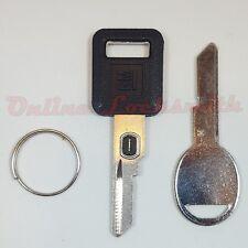 New OEM VATS Key B62-P4 GM Logo For Buick Cadillac Chevy Olds' + Door Key B45