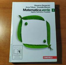Matematica Verde 2 - Algebra, Geometria, Probabilità