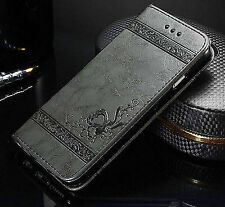Luxury Leather Flip Wallet Case For iPhone 6 7 8 Plus 11 Pro Max X XR MAX