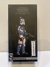 Sideshow EXCLUSIVE Star Wars 1/6 Arc Clone Trooper ECHO Phase II Armor