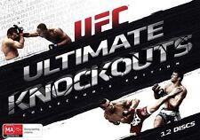 UFC - Ultimate Knockouts (DVD, 2015, 12-Disc Set)