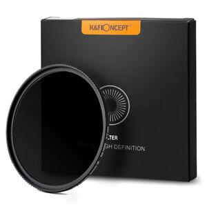 K&F 67mm ND1000 10 STOP Neutral Density Filter
