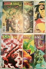 X-MEN:CHILDREN OF THE ATOM #1 - 6 Comic Books Complete Series