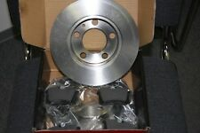 Disques de frein et plaquettes de freins avec warnkontakten MB Sprinter w906 phrase Arrière