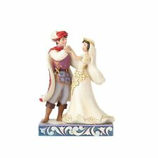 Jim Shore Disney Traditions Snow White & Prince Wedding The First Dance. 4056747