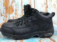 EUC! Converse Men's 9 Wide Composite Toe Work Motorcycle Hiking Boots   C4555