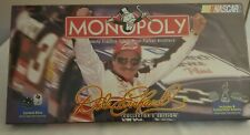 Dale Earnhardt Nascar Monopoly Game Collector's Edition Factory Sealed