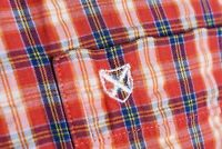 Men's Barbour Checked Longsleeve Shirt Size M L Genuine Casual