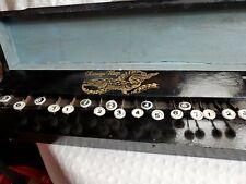 Vintage TAISHO KOTO Harp Japan MUSIC GOTO w/case Taishogoto Japanese KASUOJU