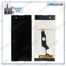 ECRAN LCD + VITRE TACTILE pour SONY XPERIA XA1 NOIR + outils