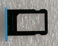 SIM Card Supporto Holder Tray Adattatore Slitta Blu per iPhone 5c