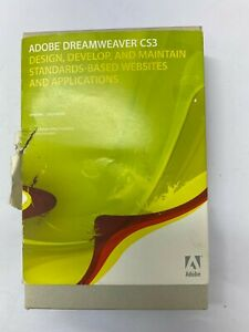 Adobe Dreamweaver CS3 Education- Windows Version w/ Serial